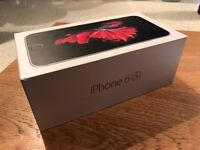 Apple iPhone 6S 64GB Space Grey Unlocked for any network in box