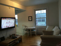 Bright & Sunny 2 Bedroom NDG Sherbrooke West