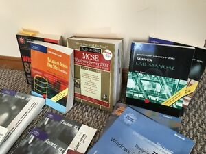 Large Assortment of IT Computer Networking Textbooks Peterborough Peterborough Area image 4