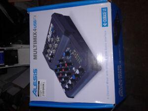 Multimix 4 USB FX 120.00$