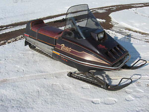 1984 Arctic cat Panther 5000 in next to mint shape may trade