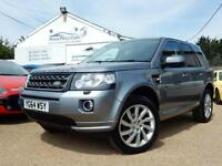 2014 64 Land Rover Freelander 2 2.2Td4 4X4 SE Tech Diesel Sat Nav - RAC DEALER