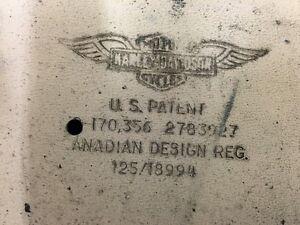1960'S Harley Davidson saddle bags Regina Regina Area image 5