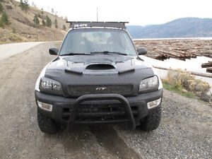 WTF?! Pre-Swapped AWD 98-2000 TURBO YAMAHA Toyota Rav4 CAMPERS