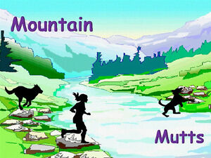 Mountain Mutts 3 hour pack hikes!