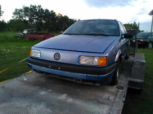 1992 Volkswagen Passat CL Sedan