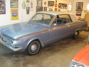 1965 Plymouth Valiant PARTIAL TRADES??