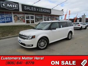 2013 Ford Flex SEL   HEATED LEATHER, ROOF, NAV, CAMERA, POWER GA