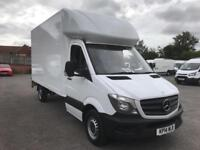 Mercedes-Benz Sprinter 3.5T Luton with Tail Lift EURO 5 DIESEL MANUAL (2014)