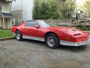 Firebird 1986, Trans Am Hatchback, 60 000 Km.