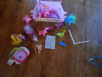 my little pony stable