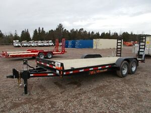 N&N heavy duty trailer
