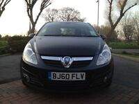 2010 Vauxhall Corsa 1.4 Automatic SE Fully Loaded