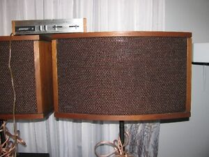 bose 901 series 3 with EQ