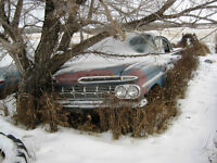 WANTED 1959-60 Chevrolet