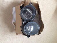 Ford mondeo fog lights set of 2