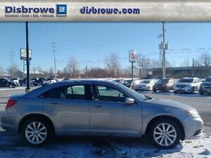2013 Chrysler 200 LX   Bluetooth, Heated Sideview Mirrors, USB P London Ontario image 4