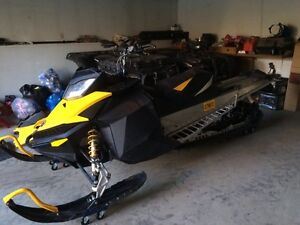 2009 skidoo summit x 800r 154