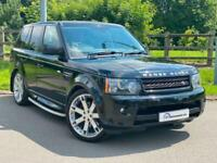 2010/10 Land Rover Range Rover Sport 3.0 TD V6 HSE 5dr 22 inch Overfinch px