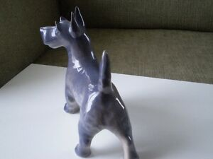 "Royal Copenhagen Figurine "" Scottish Terrier Dog "" 3161"