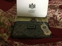 LYDC London Purse New Boxed