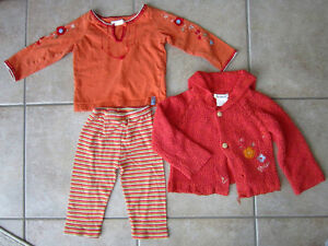 24 Month Matching Outfit/Clothing Lot
