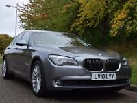 7 series BMW SE Luxury edition Lwb. Just been serviced.