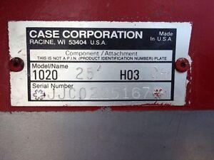 1997 Case IH 1020 Header London Ontario image 7