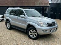 2006 Toyota LAND CRUISER 3.0 D-4D LC5 5dr SUV Diesel Automatic