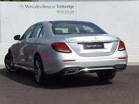 Mercedes-Benz E Class E 220 D AMG LINE PREMIUM (silver) 2016-09-06