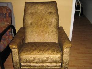 Chaise à massage