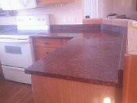Counter top installer