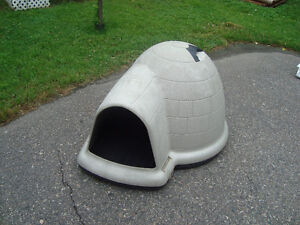 Fiberglass Dog House