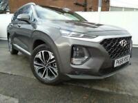 2018 Hyundai Santa FE 2.2 CRDi Premium SE 5dr 4WD Auto Estate Diesel Automatic