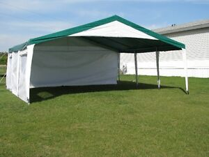20' x 20' Party Tent For Sale