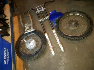 Yamaha TTR 125 parts