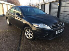 2010 FORD MONDEO 2 litre DIESEL FULL HISTORY DRIVES WELL HPI CLEAR