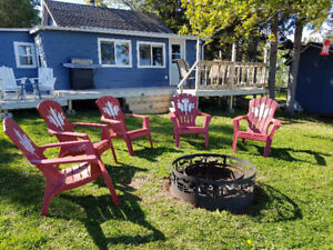 NS Waterfront Cottage Rental - Renovated, modern and peaceful