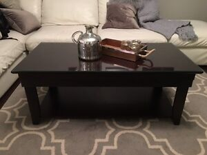 Wood Coffee & Side Tables