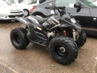 QUADZILLA PROSHARK 100CC CHILDS TEENAGERS QUAD (2014) ATV