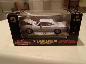 Racing Champions Motor Trend 1970 Dodge Super Bee 440 1/60 Scale Sarnia Sarnia Area image 1