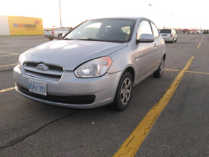 2010 Hyundai Accent  Safety+E-tested