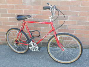 """Old Large 23"""" Norco Mountaineers Hybrid Bike (tuned up)"""