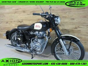 2016 ROYAL ENFIELD CLASSIC 500 DEMO 29,39$/SEMAINE