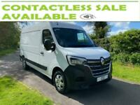 2021 Renault Master MM35 2.3 dCi 135 Business +