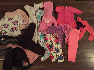 Girls 24mth/2T lot