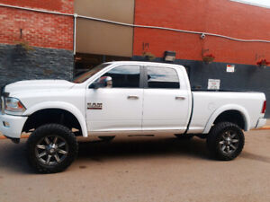 2014 dodge 2500 Limited Lifted