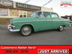 1955 Plymouth Belvedere   V8, AUTOMATIC, 4 DOOR SEDAN