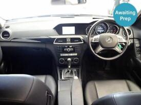 2014 MERCEDES BENZ C CLASS C220 CDI Executive SE 4dr Auto