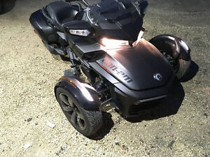 2016 Can Am special edition F3